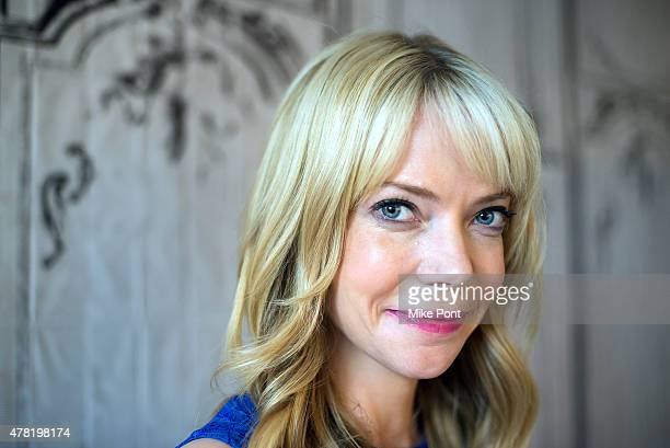 Riki Lindhome attends the AOL Build Speaker Series at AOL Studios In New York on June 23 2015 in New York City