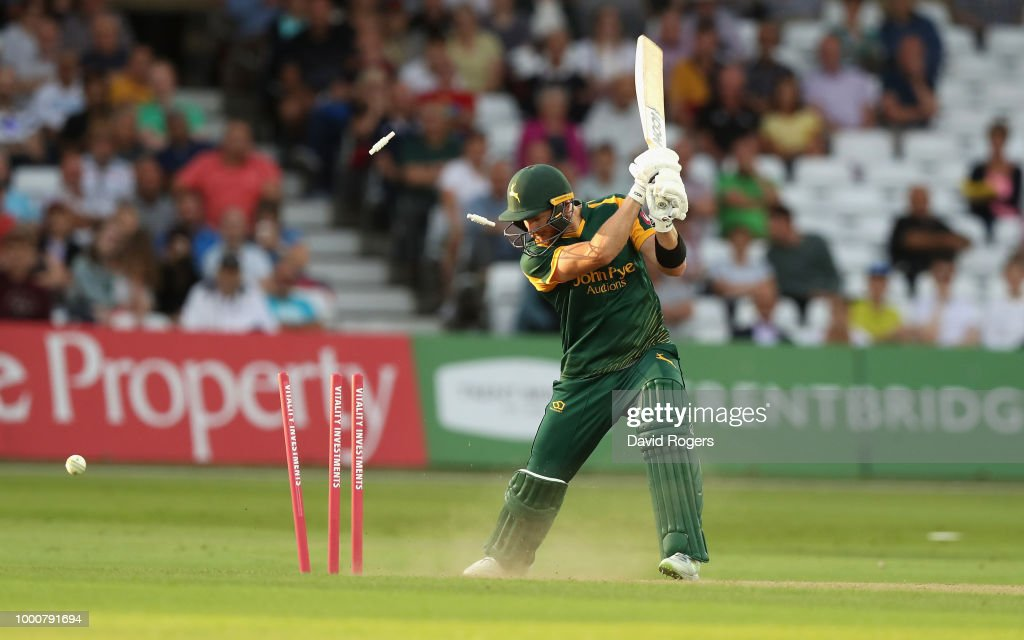 Notts Outlaws v Durham Jets - Vitality Blast