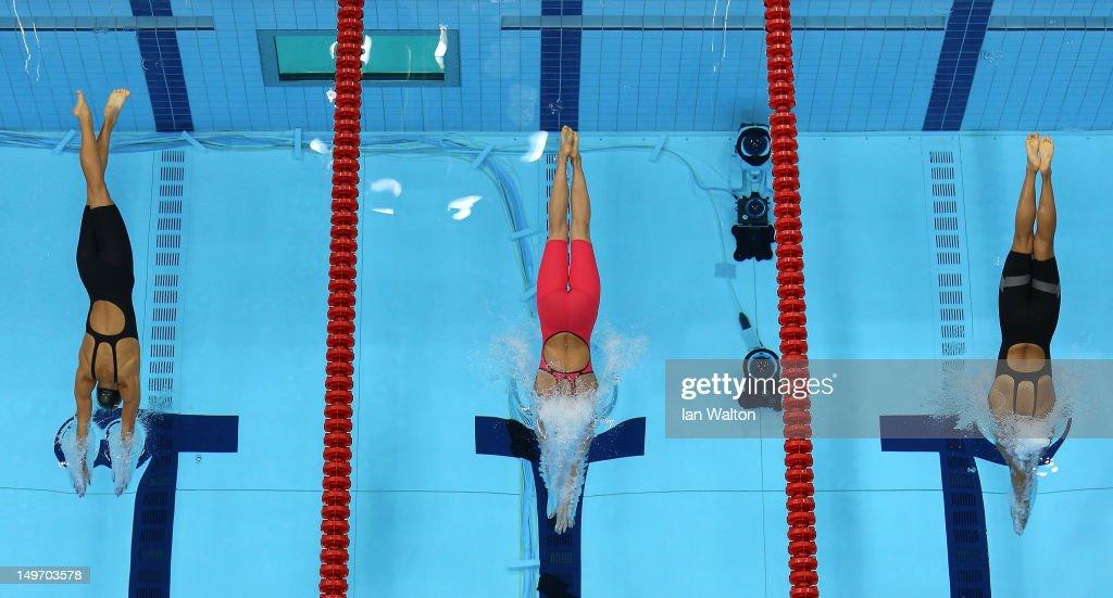 Olympics Day 6 - Swimming : News Photo