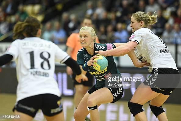 Viborg HK v Team Esbjerg - Danish Boxer Dameligaen 1. semifinal Photos and Images | Getty Images