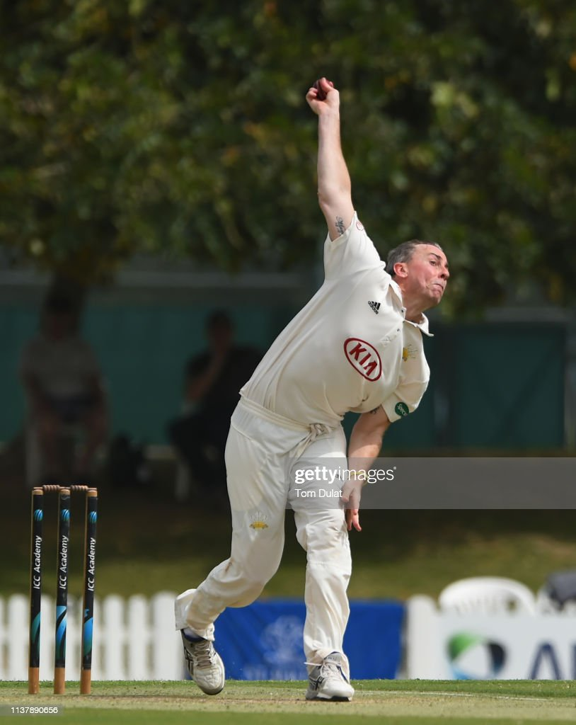 ARE: MCC v Surrey: Champion County  Match - Day 1