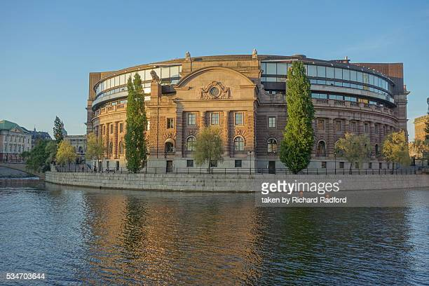 Riksdag, The Swedish House of Parliament
