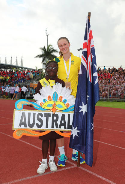 BHS: 2017 Youth Commonwealth Games Opening Ceremony