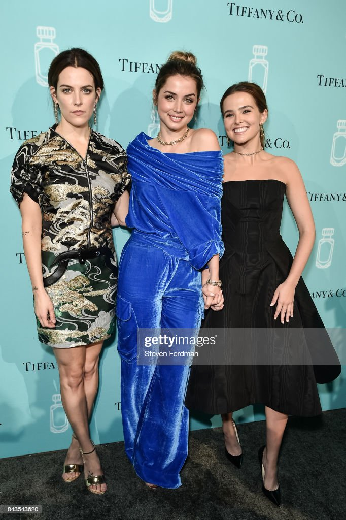 Tiffany & Co. Fragrance Launch : News Photo