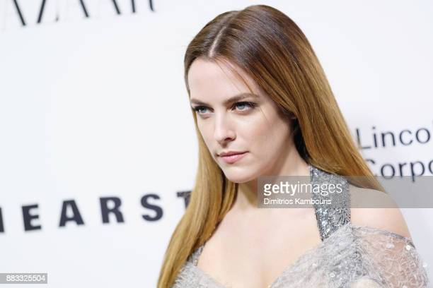 Riley Keough attends An Evening Honoring Louis Vuitton and Nicolas Ghesquiere at Alice Tully Hall at Lincoln Center on November 30 2017 in New York...