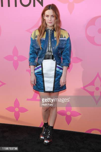 Riley Keough attends Louis Vuitton Unveils Louis Vuitton X An Immersive Journey on June 27 2019 in Beverly Hills California