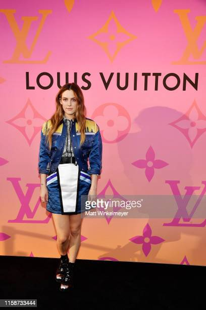 Riley Keough attends Louis Vuitton X Opening Cocktail on June 27 2019 in Beverly Hills California