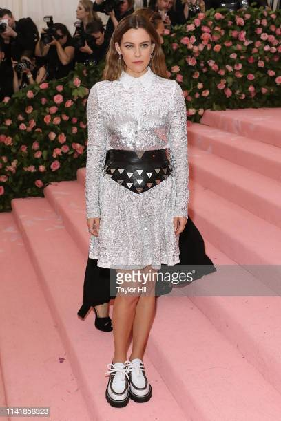 Riley Keough attends the 2019 Met Gala celebrating Camp Notes on Fashion at The Metropolitan Museum of Art on May 6 2019 in New York City