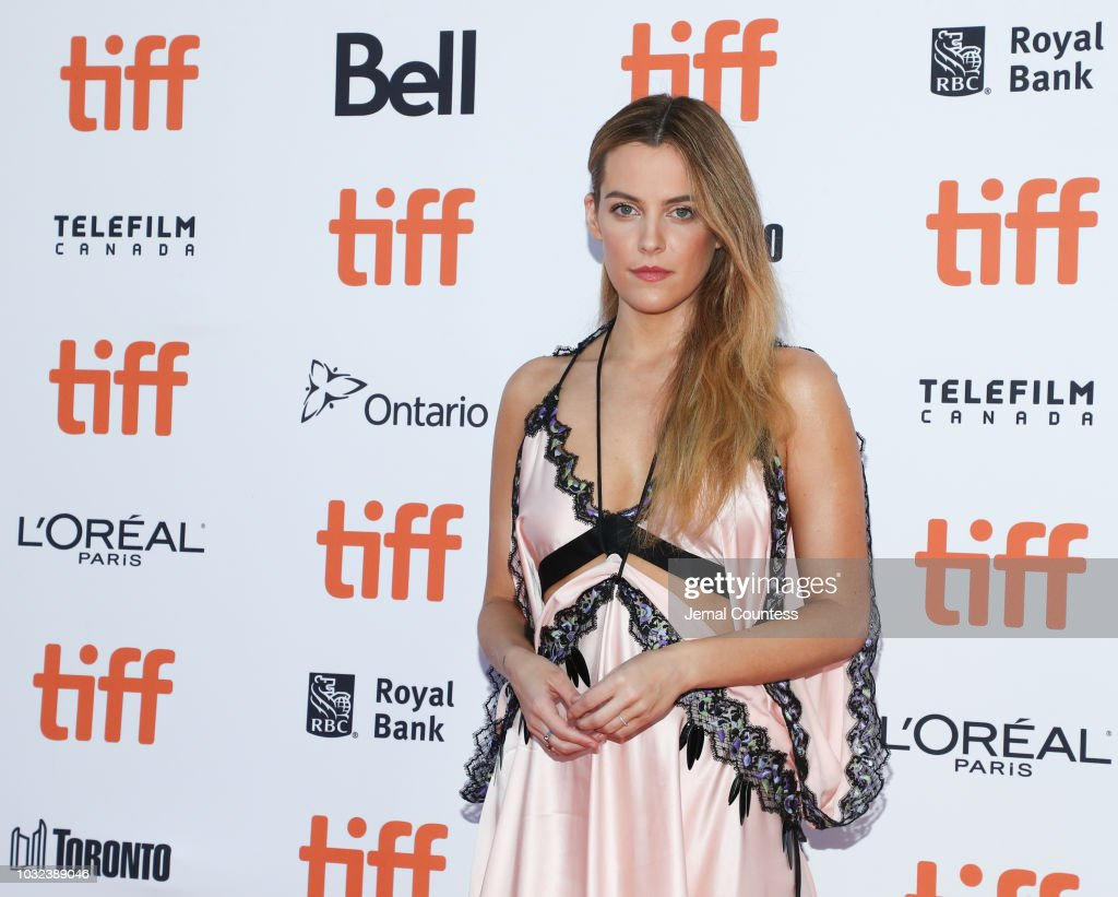 """CAN: """"Hold The Dark"""" Red Carpet Premiere - TIFF 2018 - Toronto, ON"""