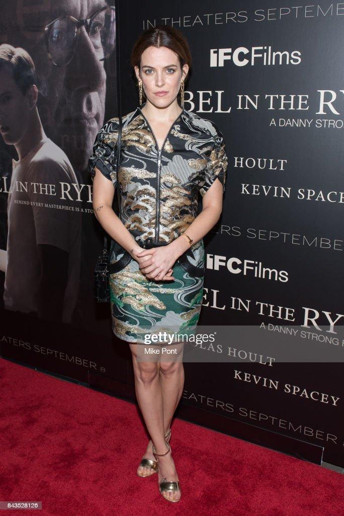 """Rebel In The Rye"" New York Premiere"