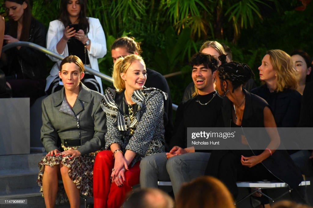 Louis Vuitton Cruise 2020 Fashion Show : Nachrichtenfoto