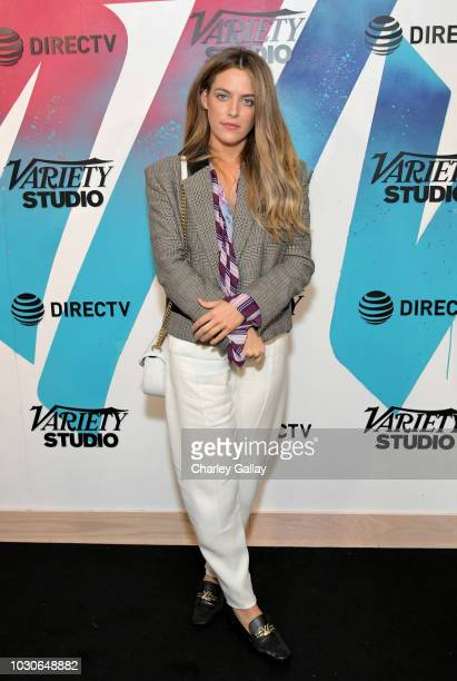 Riley Keough stops by DIRECTV House presented by ATT during Toronto International Film Festival 2018 at Momofuku Toronto on September 10 2018 in...