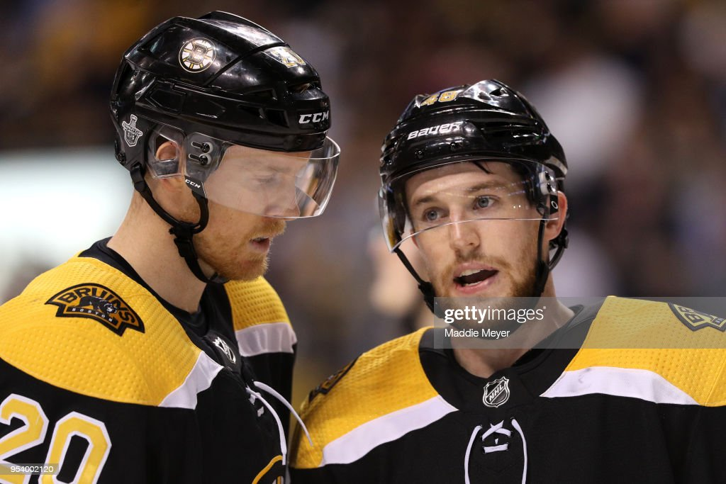 Tampa Bay Lightning v Boston Bruins - Game Three : News Photo