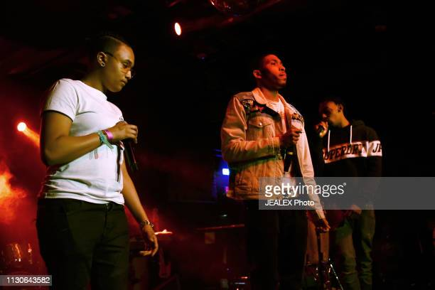 Riley performs onstage at HEADS Music during the 2019 SXSW Conference and Festivals on March 14 2019 in Austin Texas