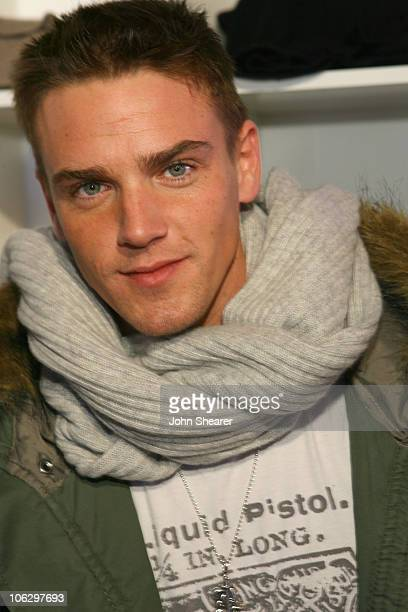 Riley Smith at Portolano during 2007 Park City - Village at the Lift - Day 5 at Village at the Lift in Park City, Utah, United States.