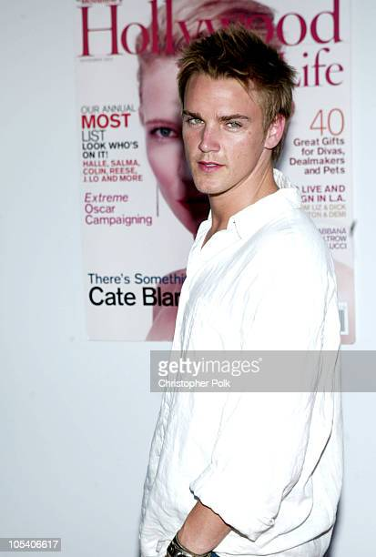 Riley Smith during 2004 Movieline Young Hollywood Awards - Red Carpet Sponsored by Hollywood Life at Avalon Hollywood in Hollywood, California,...