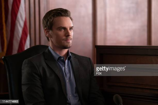 """Riley Smith in the """"In Defense of Madeline Scott, Part 2"""" Season One finale episode of PROVEN INNOCENT airing Friday, May 10 on FOX."""