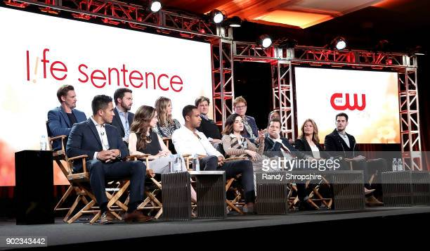 Riley Smith Richard Keith Erin Cardillo Bill Lawrence Oliver Goldstick Nadej Bailey Carlos PenaVega Brooke Lyons Elliot Knight Lucy Hale Dylan Walsh...