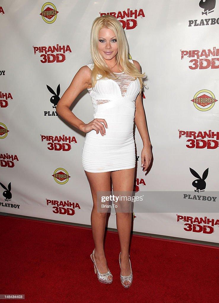 """Piranha 3DD"" - Los Angeles Premiere - Arrivals"