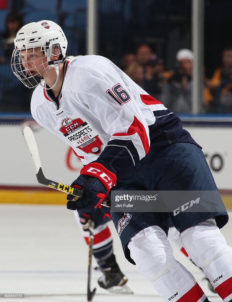 CCM/USA Hockey All-American Prospects Game : News Photo
