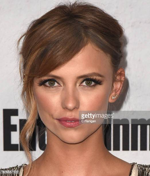 Riley Voelkel attends Entertainment Weekly's annual ComicCon party in celebration of ComicCon 2017 at Float at Hard Rock Hotel San Diego on July 22...