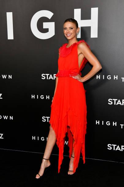 "CA: STARZ Hosts Season 2 Special Screening Premiere Of ""Hightown"" - Arrivals"