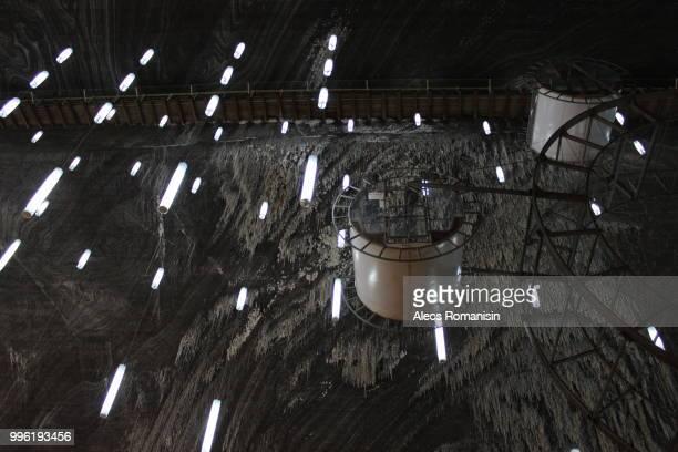 Ring Around the Salt Mine