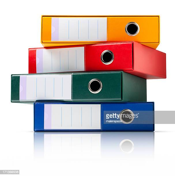 ring binders - ring binder stock pictures, royalty-free photos & images
