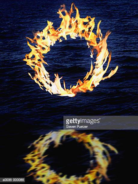Ring of Fire over Water