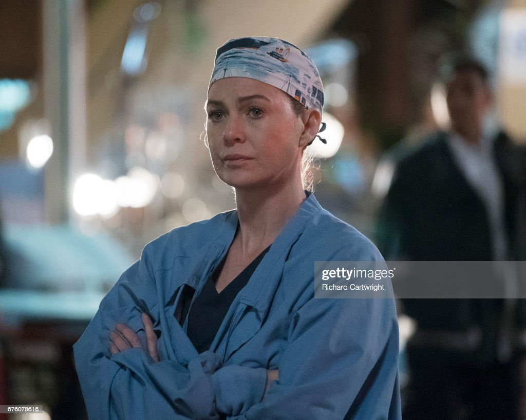 #4 - First on the podium is Ellen Pompeo, who earned $13m for her role as Dr. Meredith Grey, lead character for the tv show 'Grey's Anatomy,' during its 12 year run.