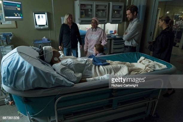 S ANATOMY Ring of Fire The doctors' lives are at risk after a dangerous patient escapes the hospital room Alex must make a hard choice in his...