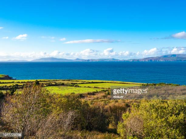ring of kerry - ring of kerry stock photos and pictures