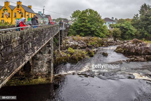 Ring of Kerry. Sneem River