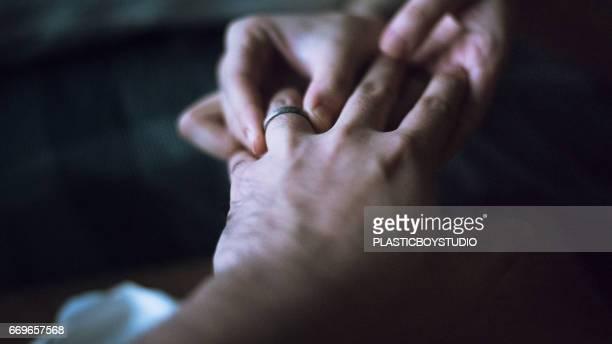 ring - 指輪 stockfoto's en -beelden