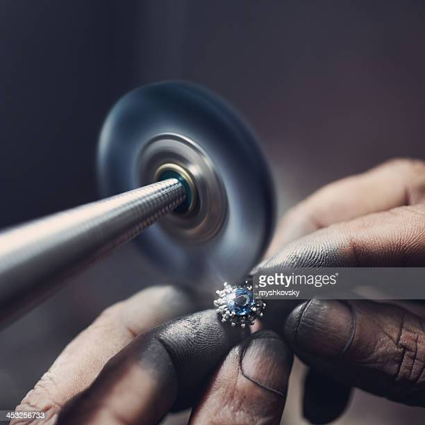 Ring Polishing