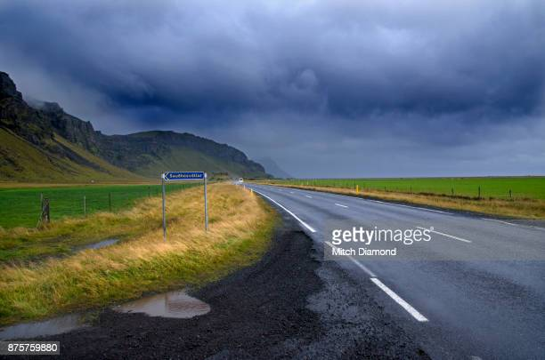 Ring Road in south Iceland