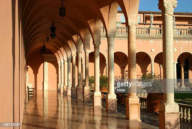 ringling museum of art - sarasota stock photos and pictures