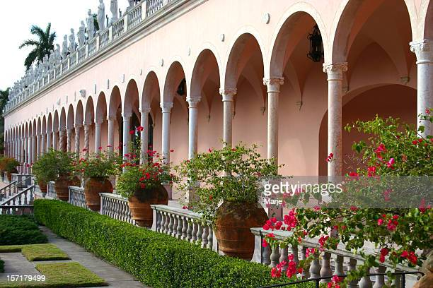 ringling museum - sarasota stock photos and pictures