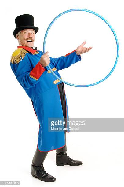 ringmaster - circus stock pictures, royalty-free photos & images
