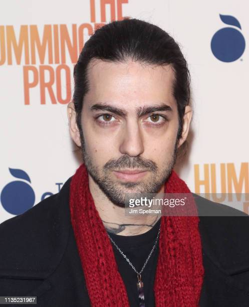 Ringo Merea attends the The Hummingbird Project New York screening at Metrograph on March 11 2019 in New York City