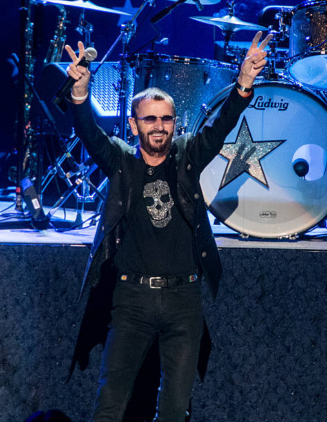 Ringo Starr & His All-Starr Band In Concert - New York ...