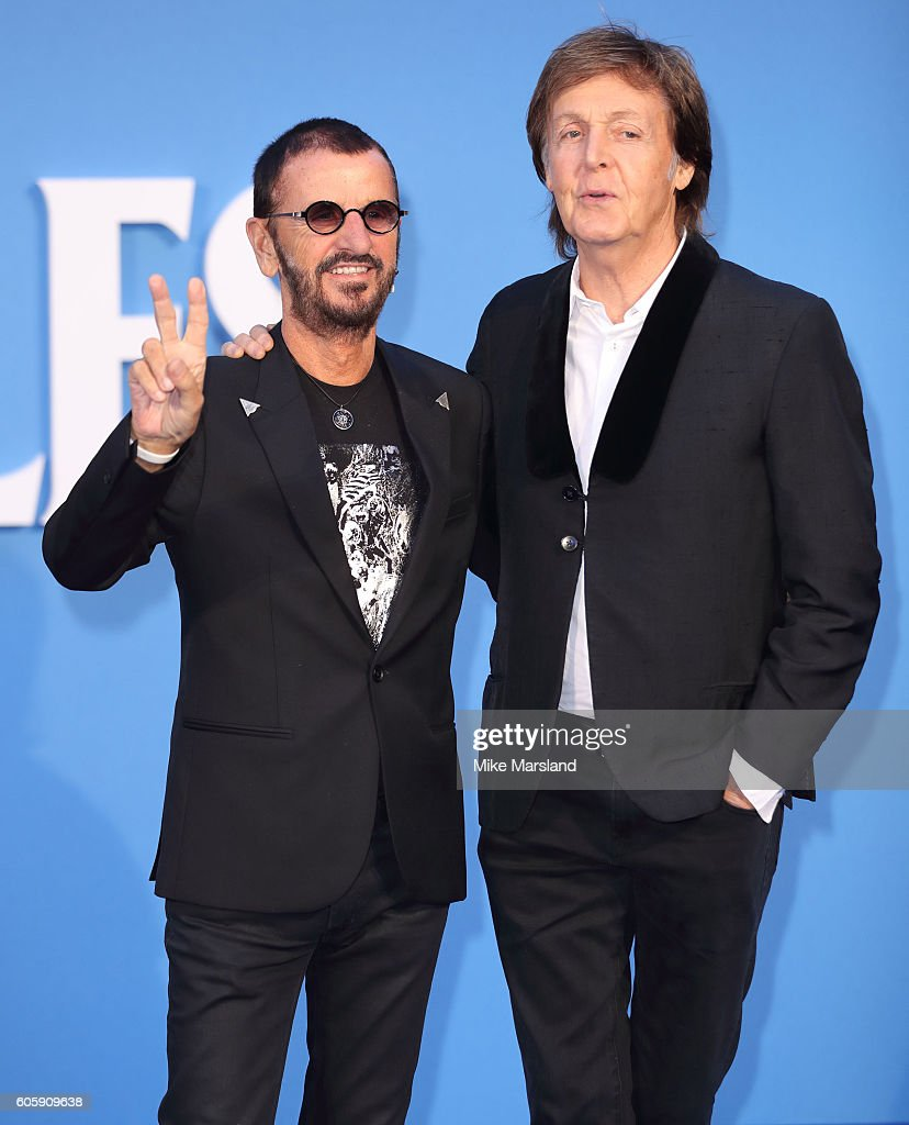 """The Beatles: Eight Days A Week - The Touring Years"" - World Premiere - Red Carpet Arrivals."
