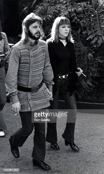 Ringo Starr and Wife Maureen Cox during 'The Magic ...