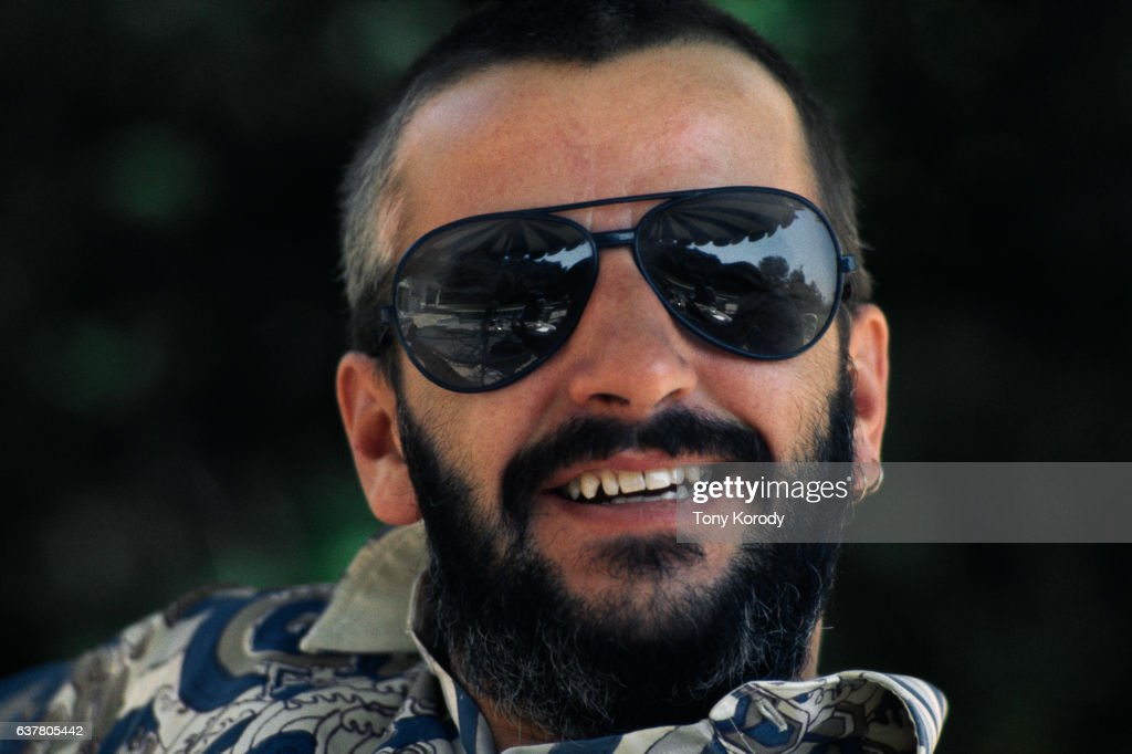 Ringo Starr, circa 1985.