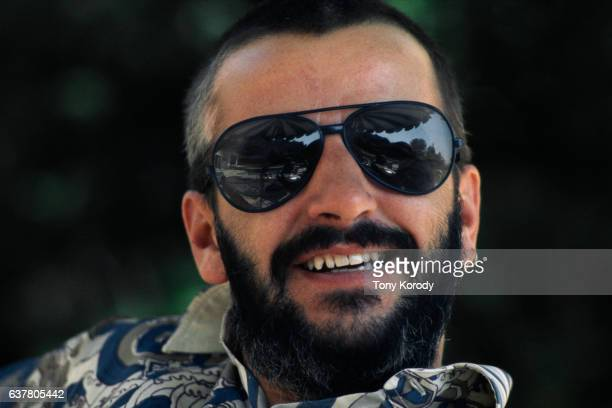 Ringo Starr circa 1985