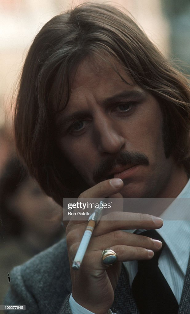 Ringo Starr During Peter Sellers And Filming The Magic Christian 1969