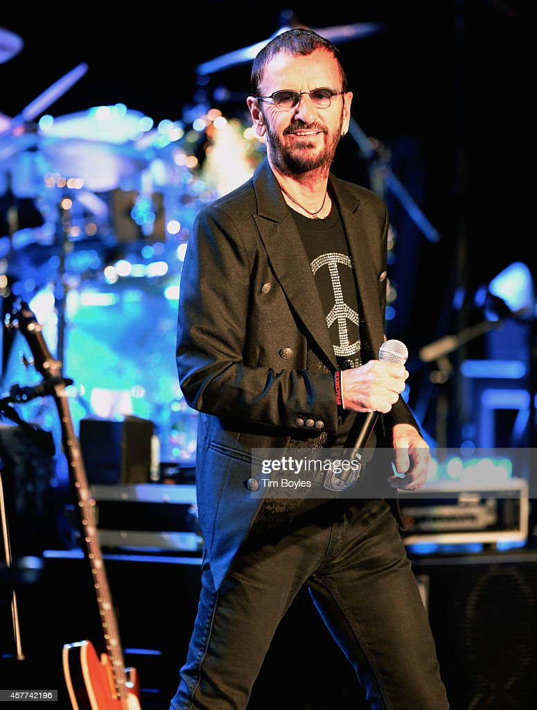 Ringo Star Performs At Ruth Eckerd Hall