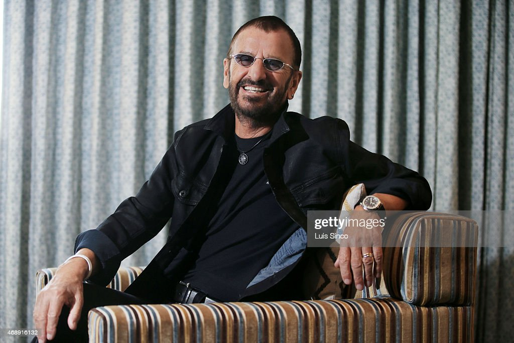 Ringo Starr, Los Angeles Times, March 31, 2015
