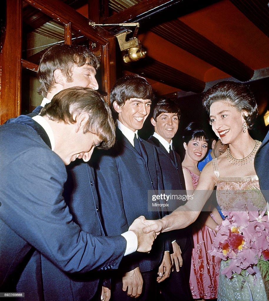 Ringo Starr John Lennon George Harrison And Paul McCartney