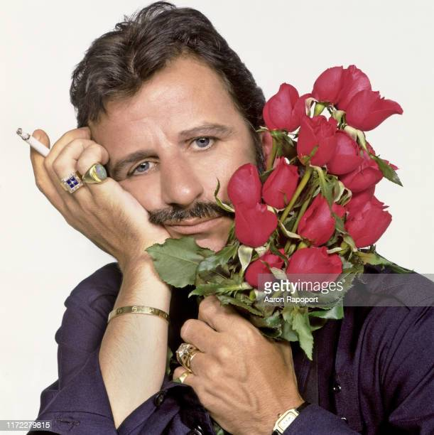 Ringo Starr poses for a portrait in Los Angeles, California.